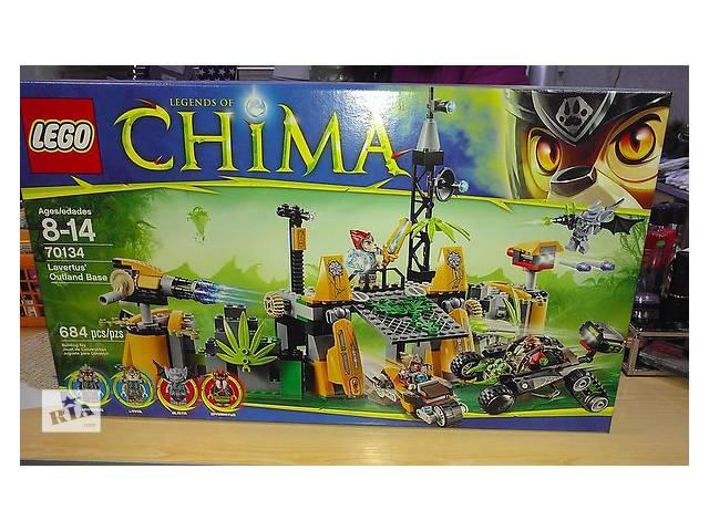бу Лего чимо 70134 оригинал из США по доступной цене в Раздельной