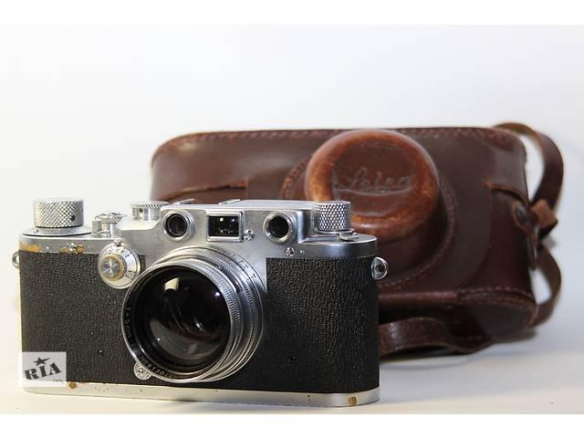 бу Leica III Nr 485882 з об'єктивом Summitar f-5 cm 2 Nr 813044 в Новограде-Волынском
