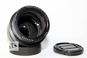 б/у Портретные объективы Leica