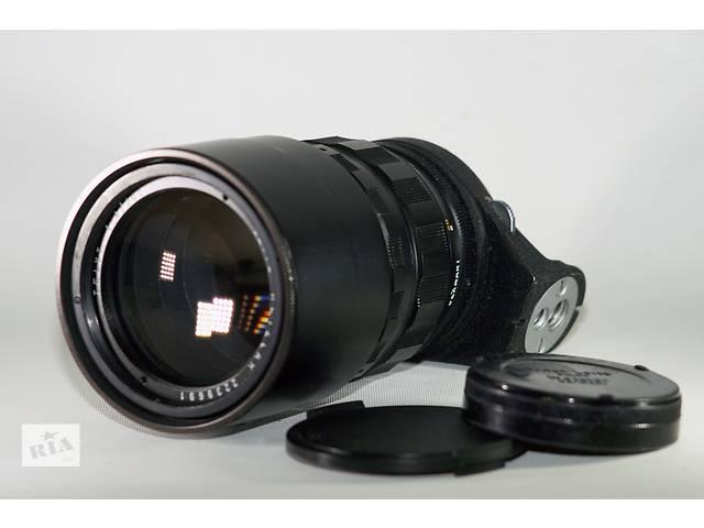 купить бу Leitz Leica Telyt 200mm f4.0 Visoflex - М39 - M42 в Новограде-Волынском