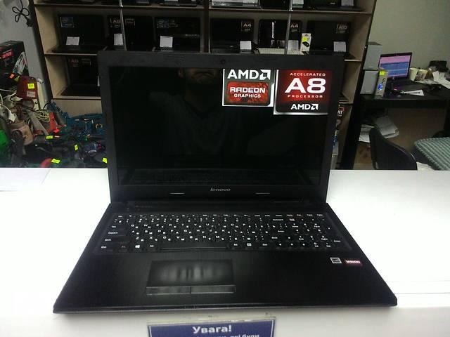Lenovo 15.6 a8 4 ядра, 4 озу 250 жесткий диск, мегоигровой до 4 гб- объявление о продаже  в Виннице