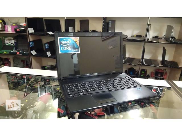 купить бу Lenovo 15.6 i3 4 ядра 3 озу 320 винт, отлчиное состояние в Виннице