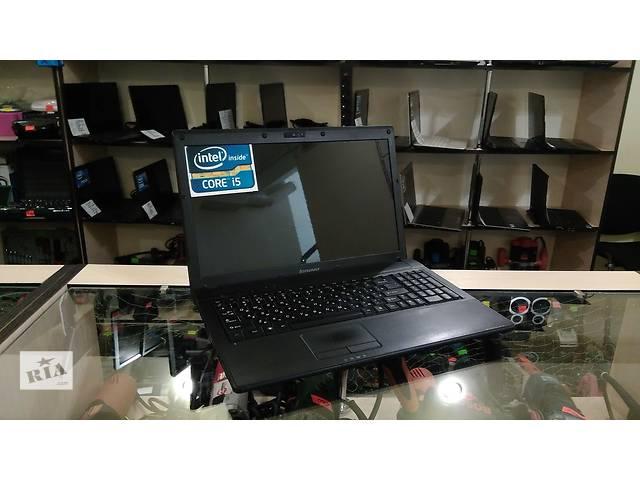 бу Lenovo 15.6 i5 4 ядра 4 озу 320 винт, отличное состоние в Виннице