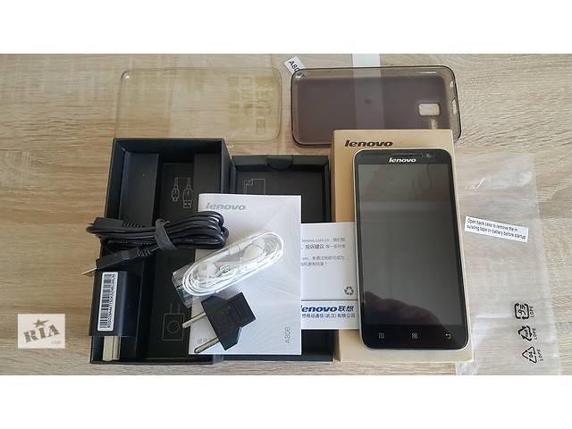 Lenovo А8 А806, 5 дюймов, 2/16ГБ, 13Мп, идеал+ много подарков.- объявление о продаже  в Киеве
