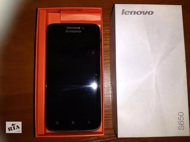 купить бу Lenovo S650 в отличном состоянии в Сумах