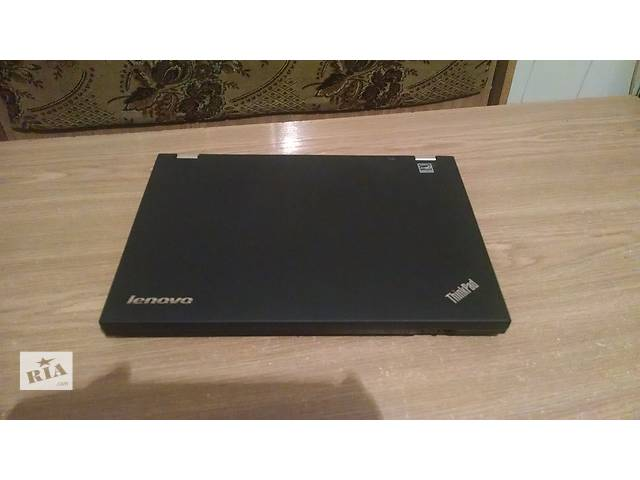 "Lenovo ThinkPad T430, 14"" 1600x900, Intel Core i7, 8GB, 500GB, Nvidia Quadro 5400M. Апгрейд - объявление о продаже  в Львове"