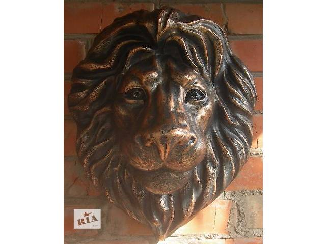 Лепной декор голова льва- объявление о продаже  в Виннице