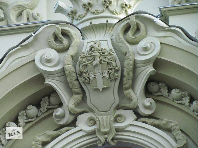 купить бу Лепной декор для фасада из полиуретана и пенопласт в Киеве