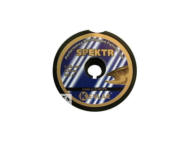 купить бу Леска SPEKTR 100 м.-0,25-0,40 мм в Киеве