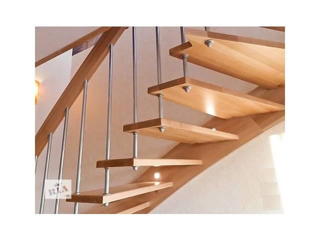 продам Лестницы деревянные на больцах бу в Одесской области