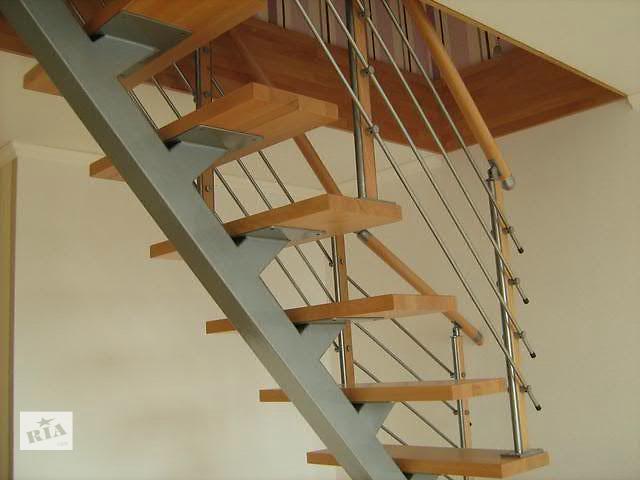 купить бу Лестницы на второй этаж в Чернигове