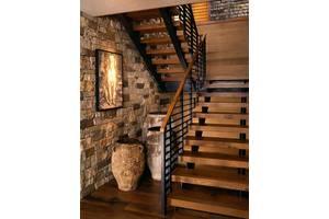 Новые Металлические лестницы
