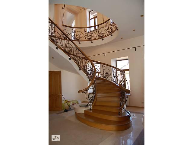 купить бу Лестницы из дуба. Лестницы для дома. в Одессе