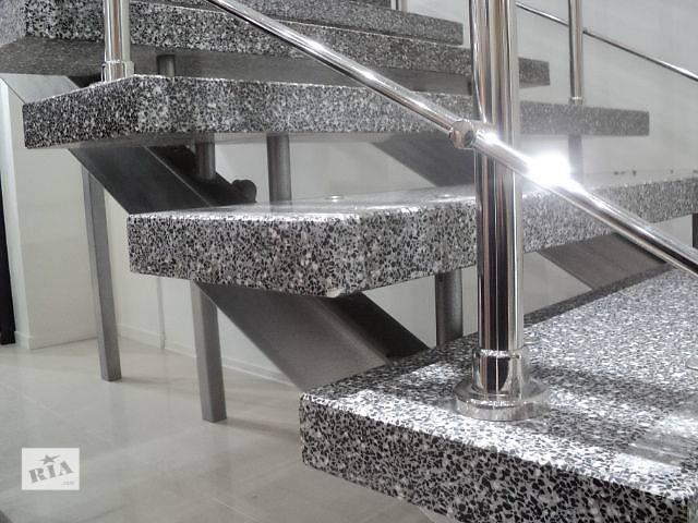 купить бу Лестницы из искусственного камня в Харькове