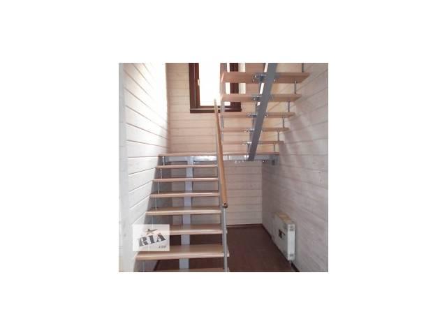 купить бу Лестницы металлические, перила, каркасы лестниц в Виннице