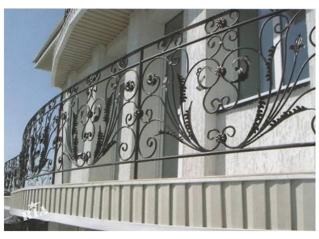 продам Решётки дешево сварные на окна, балконы и лоджии бу в Одессе