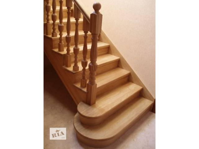 Лестницы и перила в Полтаве.- объявление о продаже  в Полтаве