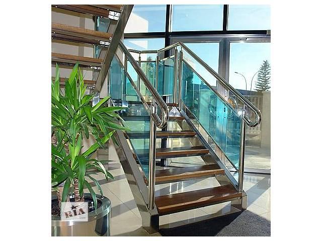 купить бу Лестницы из нержавеющей стали (нержавейки) в Киеве