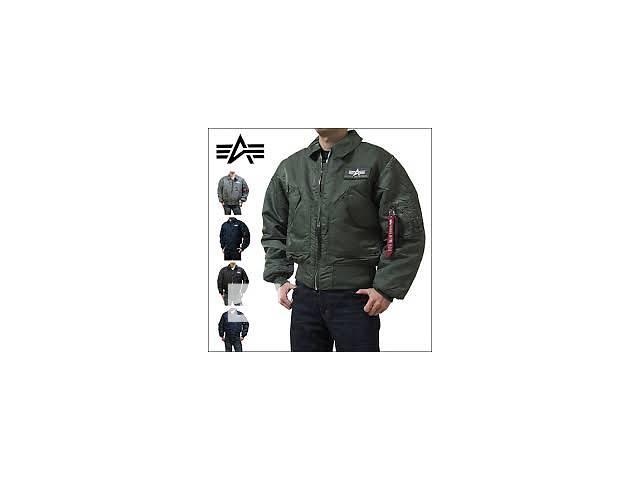 бу Лётная куртка CWU 45/P Alpha Industries USA в Киеве