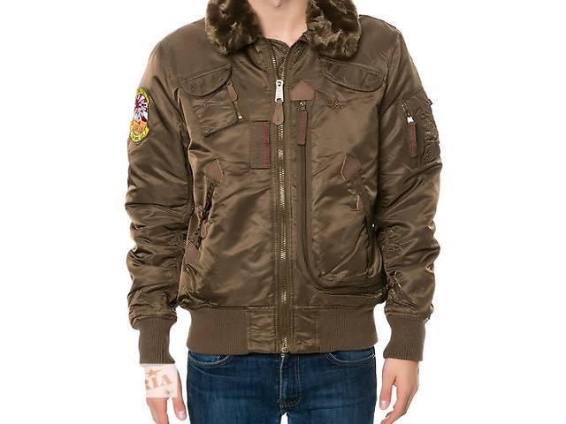 купить бу Мужская демисезонная куртка Injector Alpha Industries, США в Львове