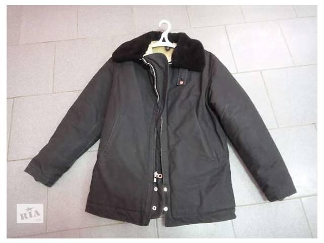 Лётная зимняя куртка СССР (новая)- объявление о продаже  в Виннице