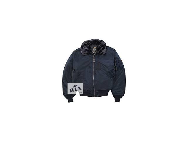 продам Мужская куртка-бомбер B-15 Alpha Industries, USA бу в Львове