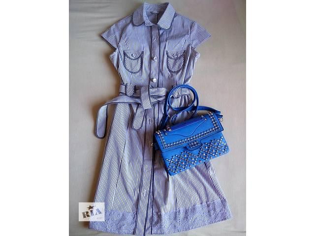 продам Летнее Платье в стиле Прованс, р. 48-50 бу в Виннице