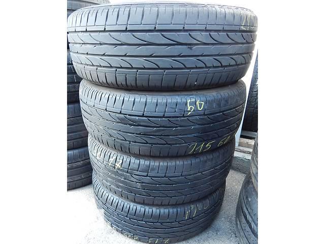 купить бу Летняя резина Bridgestone Dueler H/P Sport 2010 215/60 R17 в Виннице