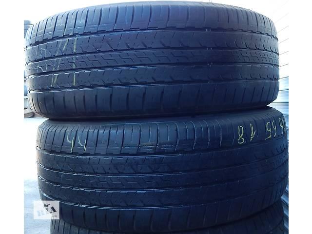 Летняя резина Dunlop Sp Sport 7000 A/S 16.11 225/55 R18- объявление о продаже  в Виннице