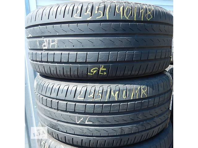 купить бу Летняя резина Pirelli Cinturato P7 Ecoimpact 36.10 235/40 R18 в Виннице