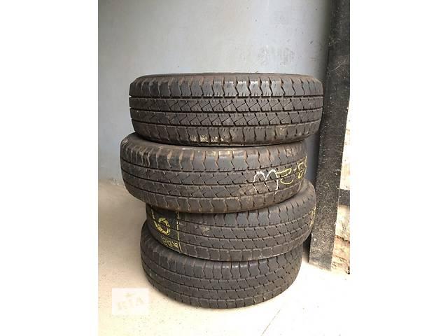 бу Летние шины (резина,колеса) GOODYEAR CARGO G26 (4 шт) из Германии в Виннице