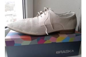 Новые Мужские туфли Braska