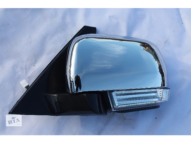 бу Левое зеркало заднего вида Mitsubishi Pajero Wagon 4 L 7632A655 в Луцке