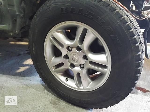 купить бу Lexus GX,Toyota Prado диски оригинал в Днепре (Днепропетровске)