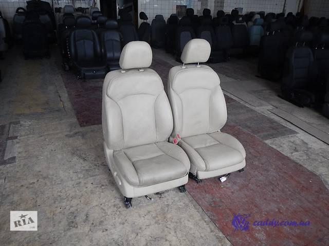 продам Lexus IS220 - передние кожаные сиденья бу в Киеве