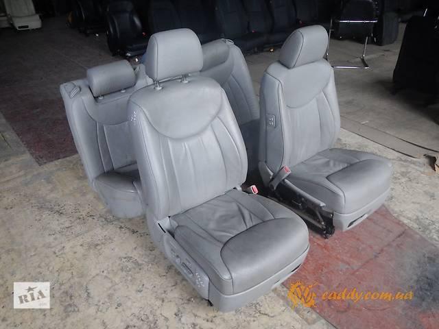 купить бу Lexus LS430 - кожаный салон в Киеве