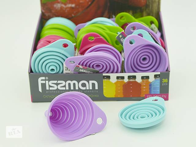 купить бу Лейка складная Fissman 9 см PR-7420.FN в Киеве