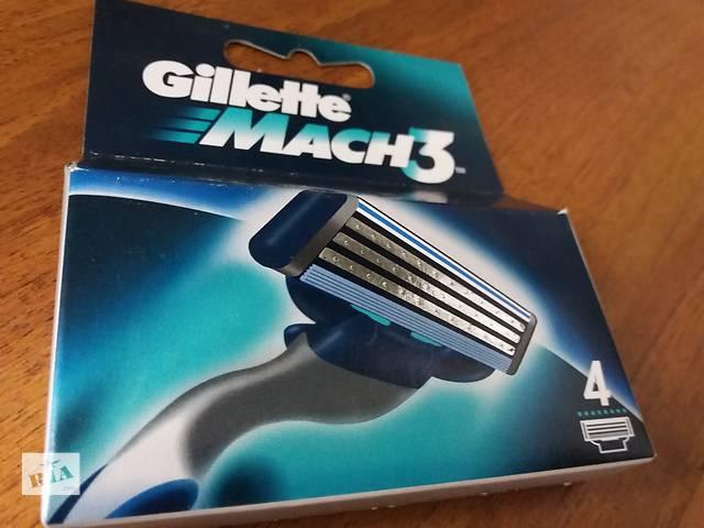 продам Лезвия Gillette Mach3 бу в Чернигове