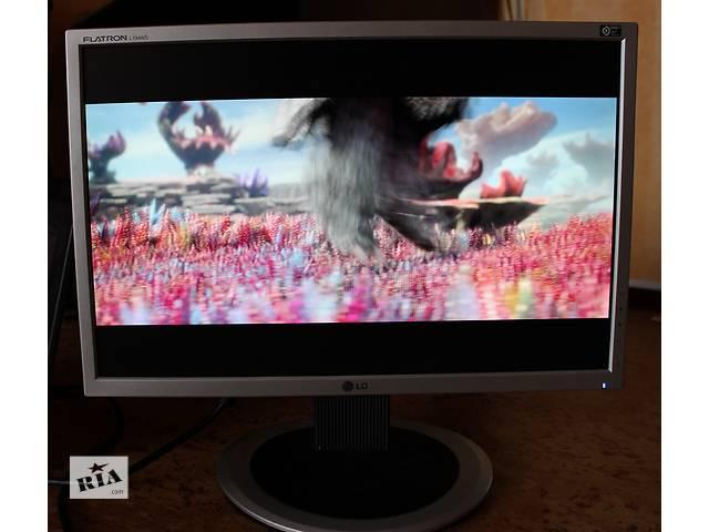 "LG Flatron L194WS-SF монитор 19""- объявление о продаже  в Киеве"