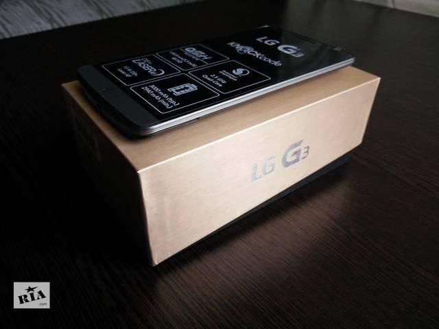LG G3 (F400) В НАЛИЧИИ телефон с 4К экраном.- объявление о продаже  в Полтаве