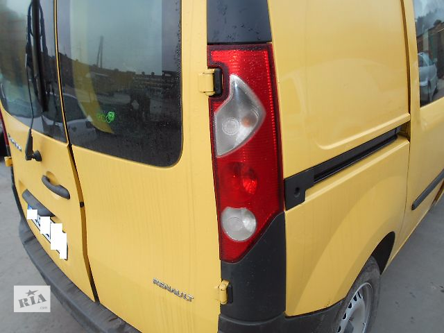 купить бу Фонарь задний для Renault Kangoo 2010 в Львове