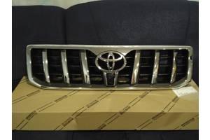Новые Решётки бампера Toyota Land Cruiser Prado 120