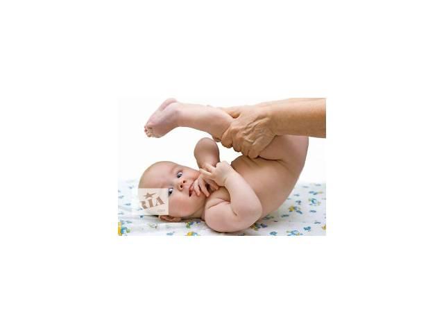 купить бу Лечебный массаж , Детский массаж с 1 мес.   в Виннице