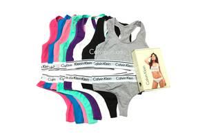 Комплекты женского белья Calvin Klein