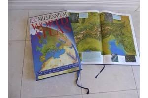 б/у Атласы, карты и календари