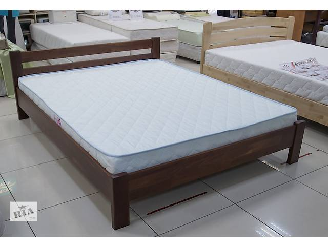 продам Кровать 160х200 деревянное Стандарт (кровать) бу в Львове