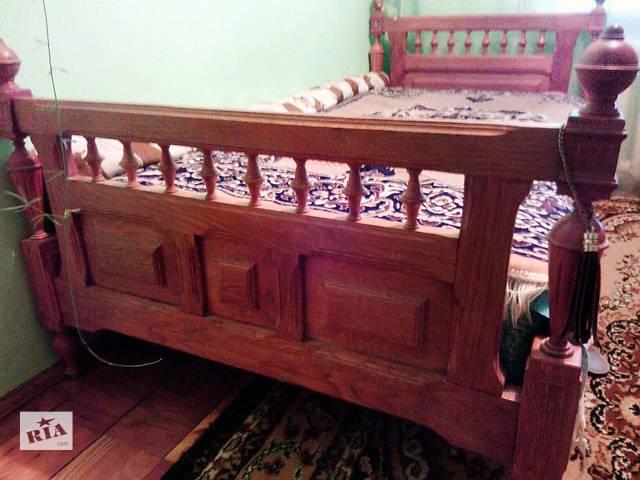 Кровать (дубовое)- объявление о продаже  в Львове