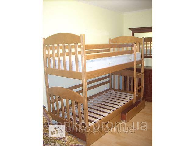 бу Кровать с масива БУК Максим -15% СКИДКА на матрас в Львове