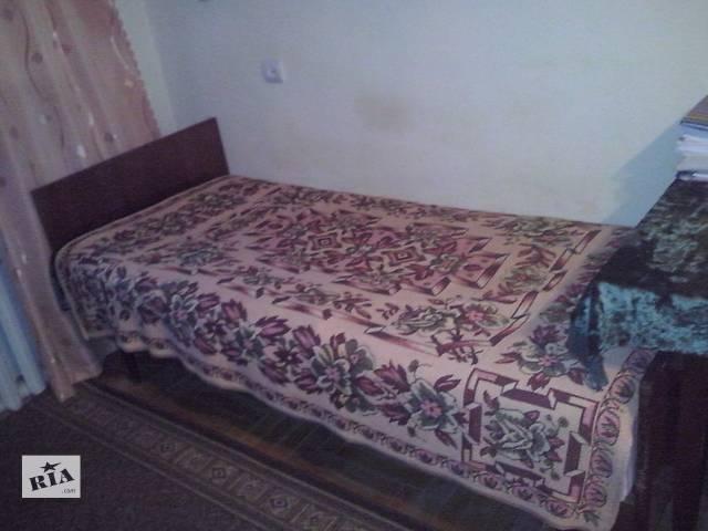 продам кровать односпальная бу в Тернополе