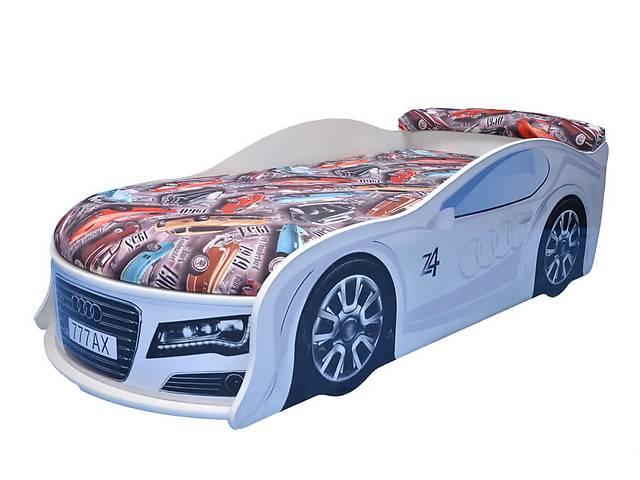 продам Кровать в форме машины БМВ, Ауди, Камаро» с матрасом. бу в Луцке